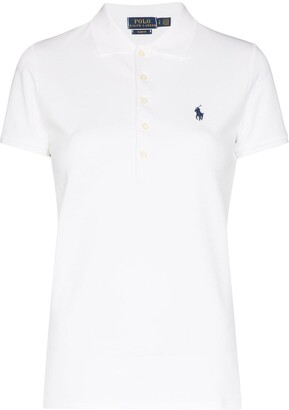 Polo Ralph Lauren Polo Pony embroidered polo top