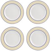 Spode Giallo Dinner Plates (Set of 4)