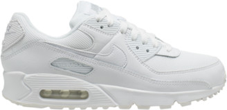 Nike 90 Running Shoes - Wolf Grey / White