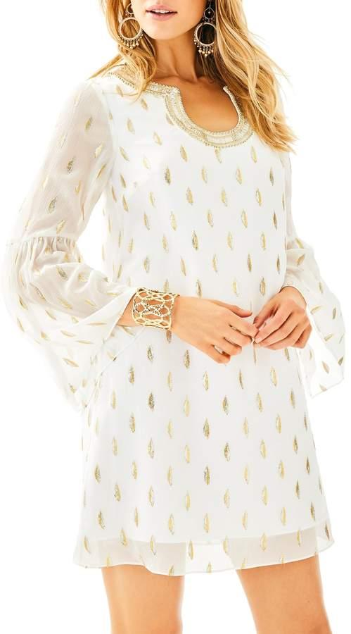Lilly Pulitzer Amory Silk Dress