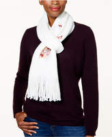 INC International Concepts I.n.c. Floral Embroidered Scarf, Created for Macy's