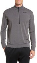 Nike Men's Dry Training Quarter Zip Pullover