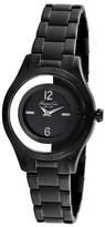 Kenneth Cole New York Women's Gunmetal Bracelet Watch