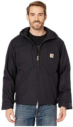 Carhartt Full Swing Cryder Jacket (Black) Men's Coat
