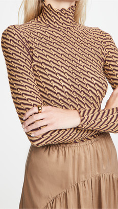 Beaufille Mena Turtleneck Top