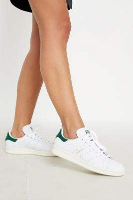 adidas Stan Smith Trainers - white UK 4 at Urban Outfitters