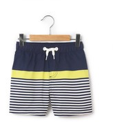 La Redoute Collections Striped Swim Shorts, 3 - 12 Years