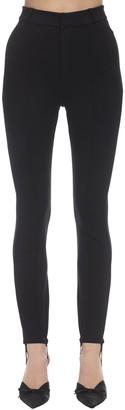 Karl Lagerfeld Paris Skinny Cotton Blend Milano Pants