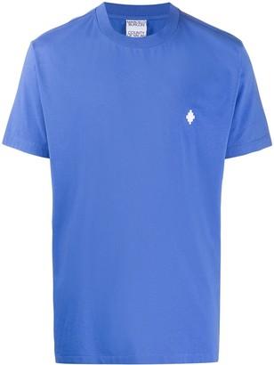 Marcelo Burlon County of Milan Cross embroidery T-shirt
