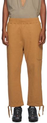 Undercover Tan Fleece Lounge Pants