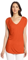 Vince Camuto Two by Women's V Neck Tee