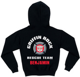 Transformers Rescue Bots Personalized Hoodie - Toddler & Boys