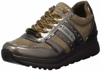 Laura Biagiotti 5071_ea Womens Low-Top Gymnastics Shoes