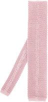 Tom Ford vertical weave tie - men - Silk - One Size