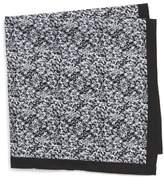 Nordstrom Panso Print Cotton Pocket Square