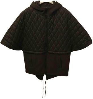 Stefanel Green Polyester Jackets