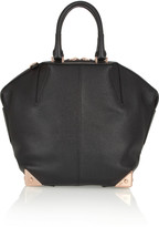 Alexander Wang The Emile Textured-Leather Tote