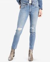 Levi's 505C Ripped Slim-Leg Jeans