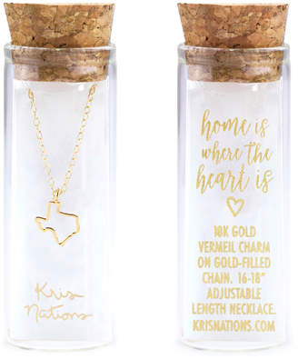 Kris Nations Texas Necklace