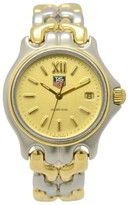 Tag Heuer S/el S05.413C Quartz Stainless & Gold Plated 34mm Mens Watch