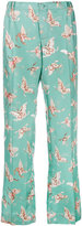 F.R.S For Restless Sleepers - Zeus pyjama trousers - women - Silk - M