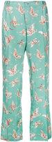 F.R.S For Restless Sleepers - Zeus pyjama trousers - women - Silk - XS