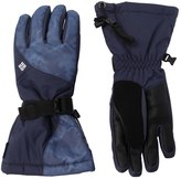 Columbia Waterproof Nylon Ski Gloves