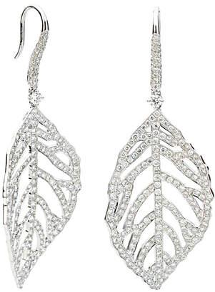 LeVian Suzy Diamonds Suzy 18K 3.05 Ct. Tw. Diamond Drop Feather Earrings