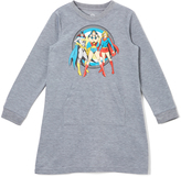 Intimo DC Comics Superhero Women Nightgown - Girls