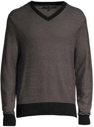 Rag & Bone Finn V-Neck Sweater