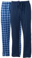 Hanes Men's 2-pack Ultimate X-Temp Lounge Pants