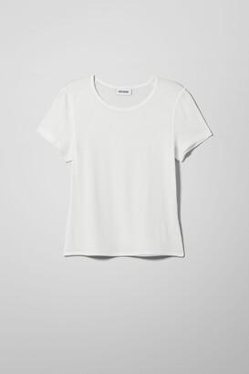 Weekday Teresa T-Shirt - Black