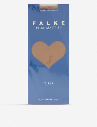 Falke Pure Matt 30 denier transparent tights