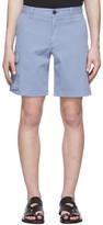Paul Smith Blue Cargo Shorts