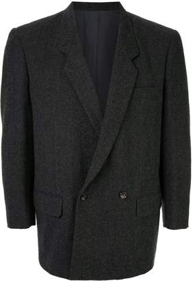 Comme des Garcons Pre-Owned double breasted blazer