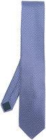 Lanvin diamond pattern tie