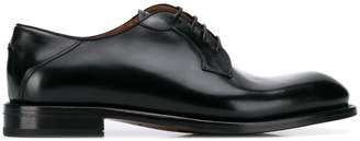 Ermenegildo Zegna polished finish loafers