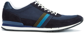 Paul Smith Men's Swanson Running Trainers Galaxy Mesh/Silky Suede
