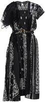Sacai Knee-length dresses