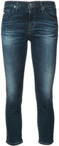 AG Jeans 'Prima' cropped jeans - women - Cotton/Spandex/Elastane - 28