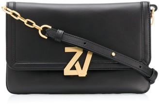 Zadig & Voltaire ZV clutch
