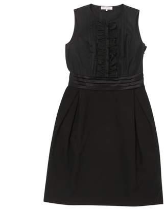 Dice Kayek Black Cotton Dresses