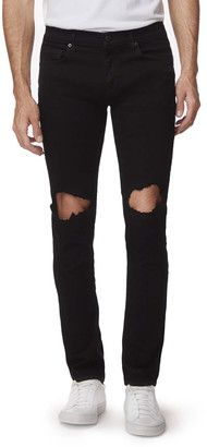 J Brand Men's Mick Skinny-Fit Distressed Jeans