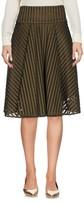 Pinko Knee length skirts - Item 35345021