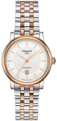 Tissot Carson Premium Automatic Lady Watch T122.207.22.031.01