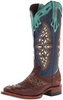 Lucchese Classics Women's Amberlyn-sienna FQ Spyker Ca Riding Boot