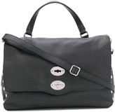 Zanellato Fold-Over Tote Bag