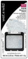 Wet n Wild Icon Glitter Eyeshadow - Bleached