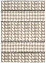Joseph Abboud Griffith Dove Area Rug by Nourison (3'6 x 5'6)