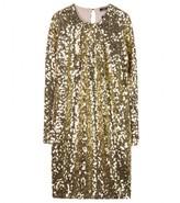 ALBINAS SEQUINED DRESS